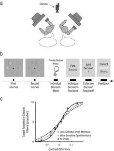 Coming to Terms: Quantifying the Benefits of Linguistic Coordination (Aarhus University, University College London) | the more dyad members selectively aligned linguistic tools fit for the task, the better they performed. Our work thus uncovers the interplay between social dynamics and sensitivity to task affordances in successful cooperation