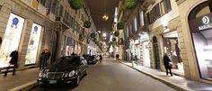 Via Montenapoleone, Milan, Italy   World's Best Shopping Streets http://www.mydesignweek.eu/worlds-best-shopping-streets/#.U7atcvldVps