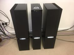 Glasgow Audio - Launch Naim & Audio Bowers & Wilkins @ Panoptic Events Knife Block, Glasgow, Audio, Product Launch, Events