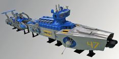 Check out this huge LEGO spaceship! http://www.brothers-brick.com/2016/06/02/incredible-11-foot-long-lego-spaceship-is-fully-outfitted-to-explore-the-unknown/#utm_sguid=171272,cef3f4d9-17b5-cb6c-9cfc-a1f1e5d12d94