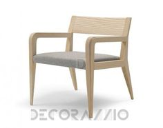 #wooden #wood #woodwork #furniture #eco #design #interior стул с подлокотниками Billiani 582, 582