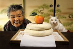 Miyoko Ihara: Misao the Big Mama and Fukumaru the Cat by Miyoko Ihara