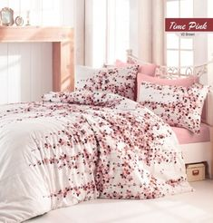 Duvet Cover set Cotton Erfello Brown ,the raw material handled by special process.it is softer and more comfortable than other materials. Pastel Decor, Pastel Pink, Duvet Cover Sets, Comforters, Bedroom Decor, Blanket, Brown, Cotton, Home Decor