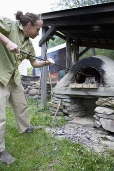 How to Build Outdoor Brick Ovens