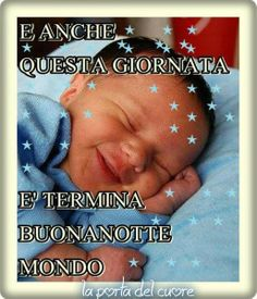 Sogni D'Oro! Good Morning Good Night, Cristiani, Anna, Smile, Sweet, Thoughts, Frases, Fantasy, Cat Breeds