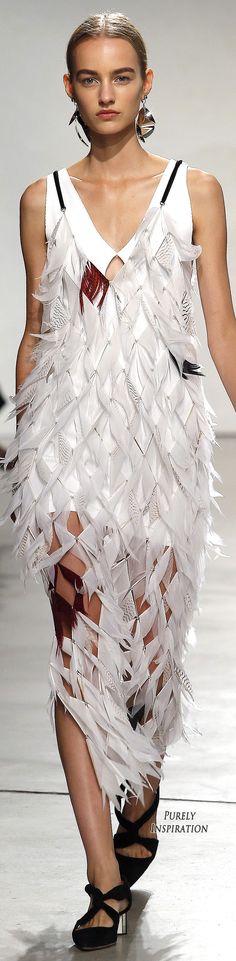 Proenza Schouler SS2016 Women's Fashion RTW | Purely Inspiration