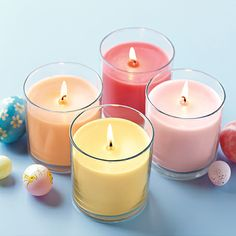 #escentialjars by PartyLite. Available in all of your favourite fragrances, you will be spoilt for choice!