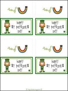 First Grade Fanatics: St. Patty's Day Unit & Some Freebies