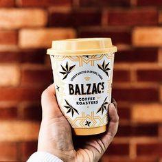Country: 🇨🇦 Location: Toronto, Canada Cafe: @balzacscoffee Take Away Coffee Cup, Coffee Cups, Toronto Canada, Travel Mug, Mugs, Country, Tableware, Instagram, Coffee Mugs