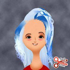 Toca Boca hair 2