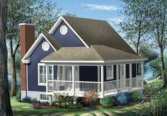 House Plan chp-32423 at COOLhouseplans.com