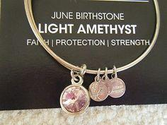alex and ani june birthstone