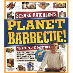Planet Barbecue - Grilling Book Gifts