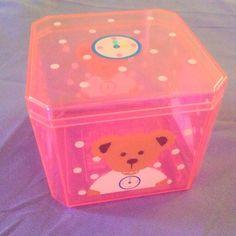 starfizz:  vintage sanrio trinket box!