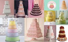 Tradicional e requintado, o bolo de andares é presença quase garantida em casamentos. Alguns cuidados são necessários para um resultado harmonioso e interessante. Confira as nossas dicas. Prefira bolos com 3 ou mais andares.
