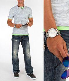 'Style Shop Image' #buckle #fashion www.buckle.com