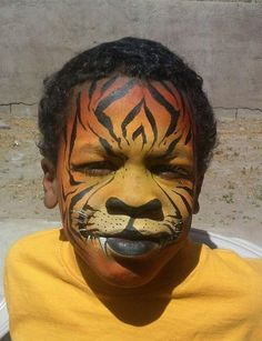 Little Boy Lion Face Face Paintings By one of San Diego's Top Face Painters Ramona Williams.  www.welike2partysd.com www.facebook.com/welike2partysd  #bouncehouseRentalsSanDiego  #FacePaintingSanDiego #kidsparty #kidsparties#facepainting  #welike2partsd #hairfeathers   #mobilepettingzoo #mobileminipettingzoo #welike2partysd.com
