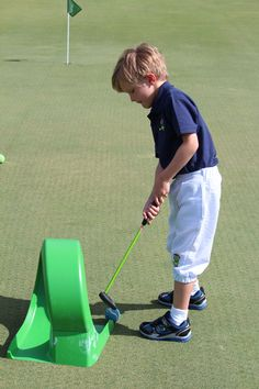 The Littlest Golfer Inc; Style and smile!