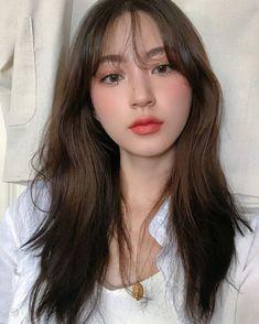 Advice That Will Help You Get Super Model Skin - Beauty Skincare Products Makeup Lipstick, Hair Makeup, Eye Makeup, Korean Makeup Look, Asian Makeup Looks, Korean Natural Makeup, Beauty Makeup, Hair Beauty, Ulzzang Makeup