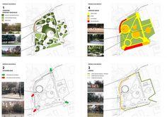 ELEMENTAL, Tercer Lugar en concurso de diseño del Parque Museo Humano San Borja / Santiago,Cortesia de ELEMENTAL