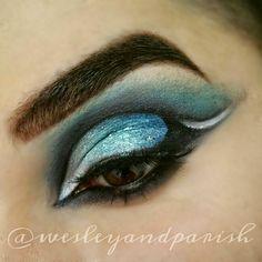 Wesley Hilton Makeup: Blue | Makeup