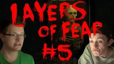 "here's the fifth epic part of our lets play together ""Layers of Fear"" :) :D if u want to be a part of our AMAZING community pls subscribe us on our channel 