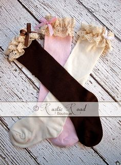 Hey, I found this really awesome Etsy listing at https://www.etsy.com/listing/207432620/lace-boot-socks-for-girls-choose-brown