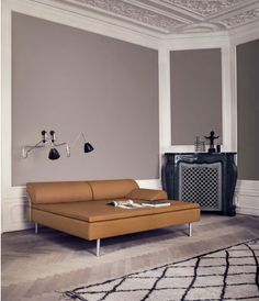 Shop the Modern Line Daybed and more contemporary furniture designs by Gubi at Haute Living.