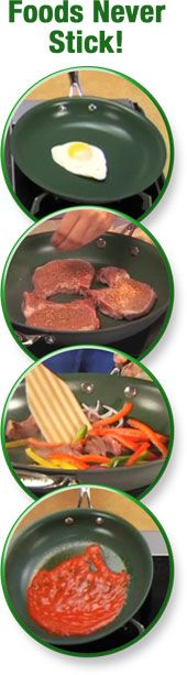 Win an Orgreenic Frying Pan USA/CAN 18+ Ends June 25th 2012