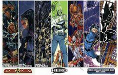 Image Comics poster