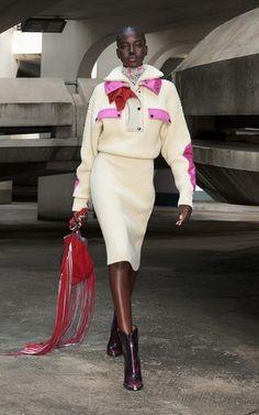 Women's Isabel Marant Fall/winter 2021 Collection | Moda Operandi Daily Fashion, Boho Fashion, High Fashion, Fashion Show, Autumn Fashion, Fashion Outfits, Isabel Marant, Shearling Jacket, Vogue Russia