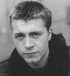 Jamie Draven. Hmmm...Lovely British lad.