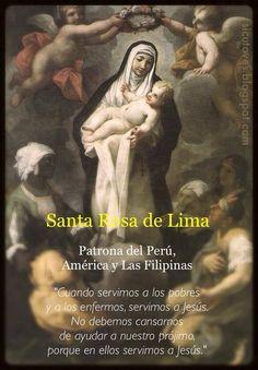 Santa Rosa de Lima Lima, Rose, Movie Posters, Vintage, Art, Saints, Sick, Philippines, Art Background