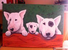 Bull Terrier Family