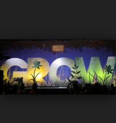 Grow stage set?