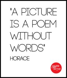 Art makes you feel and understand by staring at a picture. Same thing occurs with a poem but reading. The words bounce off your tongue. Great Quotes, Me Quotes, Inspirational Quotes, Meaningful Quotes, Photographer Quotes, Artist Quotes, Quotation Marks, Quotes About Photography, Creativity Quotes