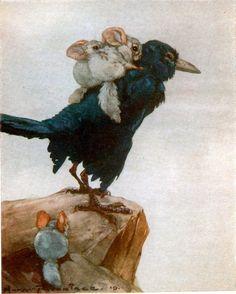 windypoplarsroom:    Harry Rountree