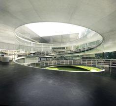 Cabinet d'Architecture et d'Urbanisme - Heintz-Kehr et associés