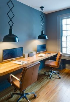 KALORAMA HOUSE - eclectic - Home Office - Dc Metro - DISTRICT DESIGN