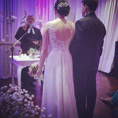 Leti by Las Demiero : www.lasdemiero.com https://web.facebook.com/demiero/ #lasdemiero #bodas #novias #vestidodenovia #vestidossirena #vestidosbordados #casamientos #noviavintage