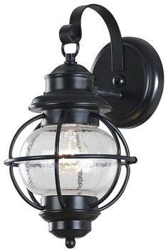 Maritime Outdoor Wall Lantern -   small  $149, medium $169 HomeDecorators.com