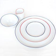 Abbesses Ceramic Set by Poketo | Ceramicity