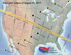 Millions of Americans are expected to travel to see the total solar eclipse that will cross the continental U.S. on Aug. 21, 2017. The event could create one of the worst traffic days in the nation's history.