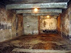 A gas chamber