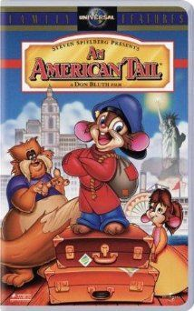 An American Tail - Fievel is simply adorable.  Somewhere Out There is a lovely song, the peril is real and some good comedy.  The historical background is a useful setting for the story and could be useful for discussions with kids about immigration and racism.