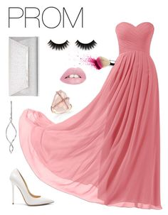 """""""prom"""" by mimiinc ❤ liked on Polyvore featuring Jimmy Choo, Avon, Remedios and Dorothy Perkins"""