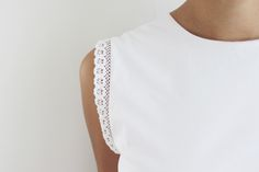In the survey we did a little while ago, a few of you asked for quick DIY projects that help you to transform basic items you have in your wardrobe, and so today we thought we would show you a go to project of ours – adding lace trim to a simple white top. Chances … Read More