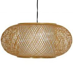 Honey Kata Japanese Ceiling Lantern