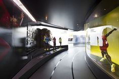 Nike Camp Victory / Skylab Architecture
