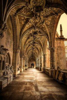 Catedral de León in León, Castilla y León